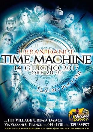 UD Time Machine no marks