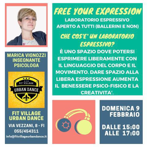 Free tour expression