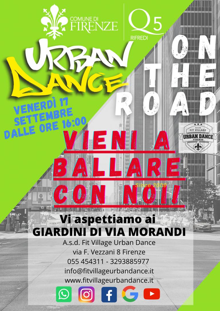 UrbanDance on the road